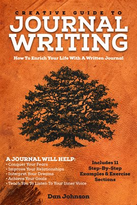 Cover image for Creative Guide To Journal Writing