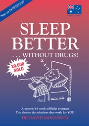 Sleep better ... without drugs! cover image