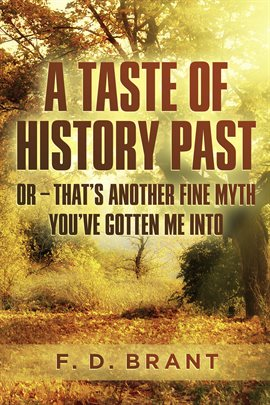 Cover image for A Taste of History Past