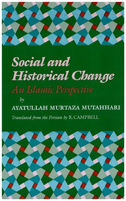 Cover image for Social and Historical Change