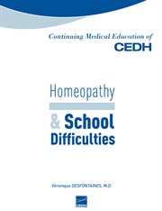 Homeopathy & School Difficulties