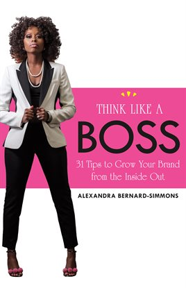 Cover image for Think Like a Boss
