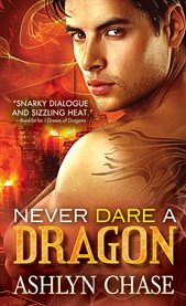 Never dare a dragon cover image