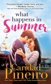 What happens in summer cover image