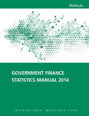 Government Finance Statistics Manual 2014