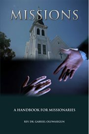 Missions-a hand book for missionaries cover image