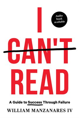 Cover image for I Can't Read