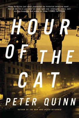 Cover image for The Hour of the Cat