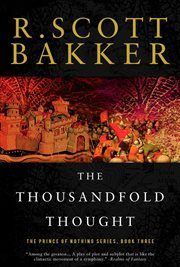 The thousandfold thought cover image