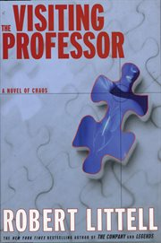 The Visiting Professor : a Novel of Chaos cover image