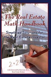 The Real Estate Math Handbook