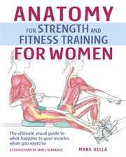 Anatomy for strength and fitness training for women cover image