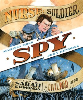Cover image for Nurse, Soldier, Spy