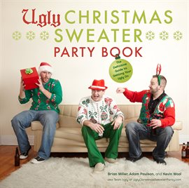 Cover image for Ugly Christmas Sweater Party Book