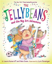 The Jellybeans and the big art adventure cover image