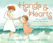 Hands & hearts cover image