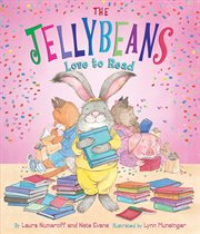 The Jellybeans love to read cover image
