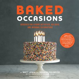 Cover image for Baked Occasions