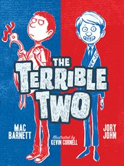 The terrible two. #1 cover image