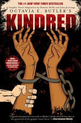 Cover of Octavia Butler's Kindred: A Graphic Novel Adaptation by Damian Duffy