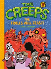The trolls will feast!. Volume 2 cover image