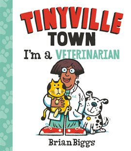 Cover image for I'm a Veterinarian