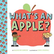 What's an apple? cover image