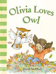 Olivia loves Owl cover image