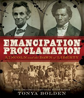 Cover image for Emancipation Proclamation