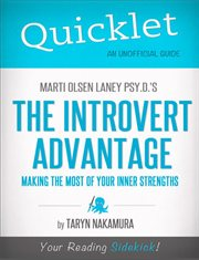 Marti Olsen Laney's The Introvert Advantage