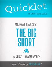 Michael Lewis's The Big Short