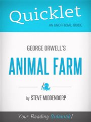 Quicklet on Animal Farm by George Orwell