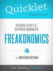 Steven Levitt and Stephen Dubner's Freakonomics
