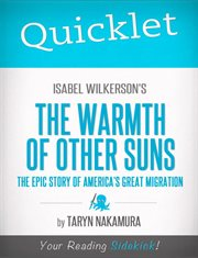 Isabel Wilkerson's The Warmth of Other Suns