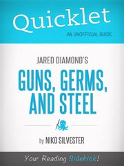Jared Diamond's Guns, Germs, and Steel