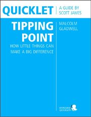 Malcolm Gladwell's Tipping Point