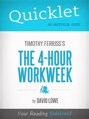 Timothy Ferriss's The 4-hour Workweek