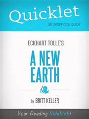 Eckhart Tolle's A New Earth