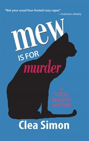 Mew is for murder cover image
