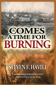 Comes a time for burning cover image