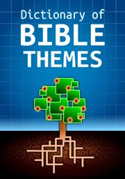 The Hodder dictionary of Bible themes cover image