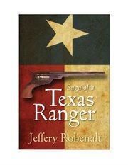 Saga of a Texas Ranger cover image