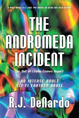 Cover image for The Andromeda Incident