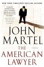 The American lawyer: a novel cover image