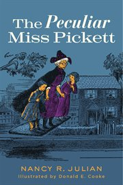 The peculiar Miss Pickett cover image