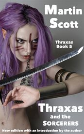 Thraxas and the sorcerers cover image