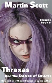 Thraxas and the dance of death cover image