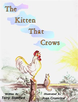 Cover image for The Kitten That Crows
