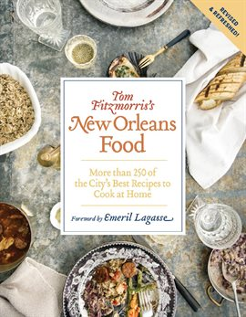 Cover image for Tom Fitzmorris's New Orleans Food