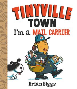 Cover image for I'm a Mail Carrier